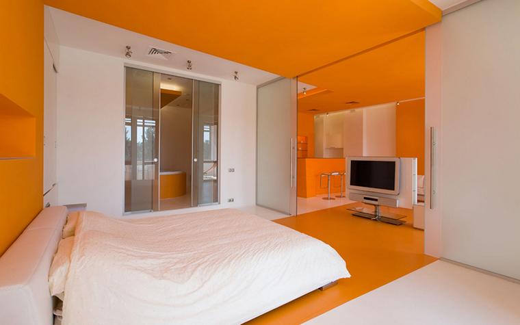 интерьер спальни - фото № 17330