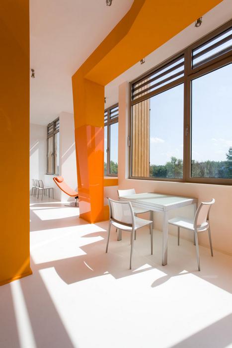 Квартира. веранда лоджия из проекта , фото №17339