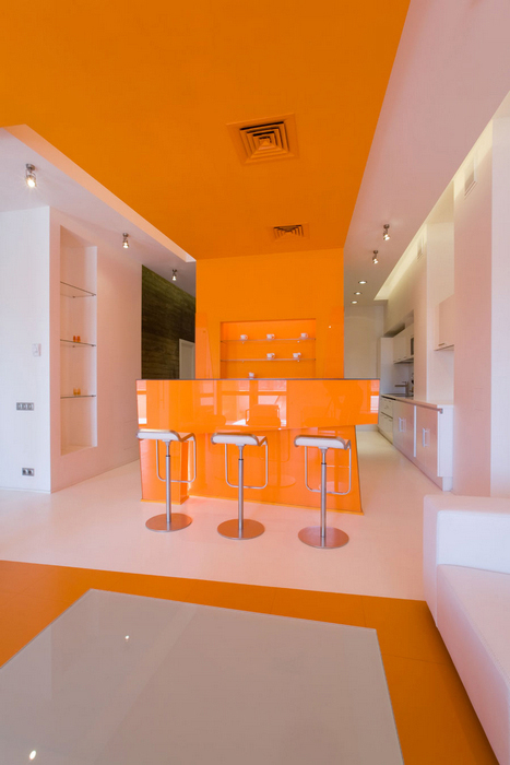 Квартира. гостиная из проекта , фото №17325
