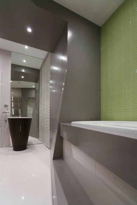Квартира. ванная из проекта , фото №17362