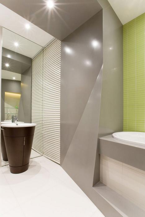 Квартира. ванная из проекта , фото №17366