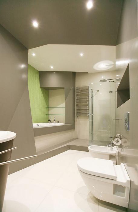 Квартира. ванная из проекта , фото №17360