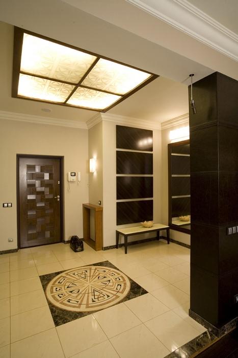 Квартира. холл из проекта , фото №17396