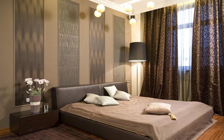 интерьер спальни - фото № 17394