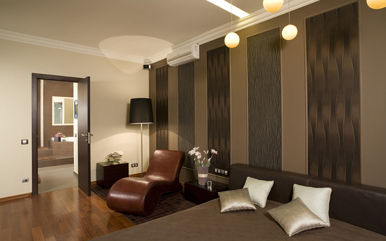 Фото № 17395 спальня  Квартира