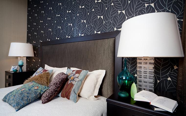 интерьер спальни - фото № 17410