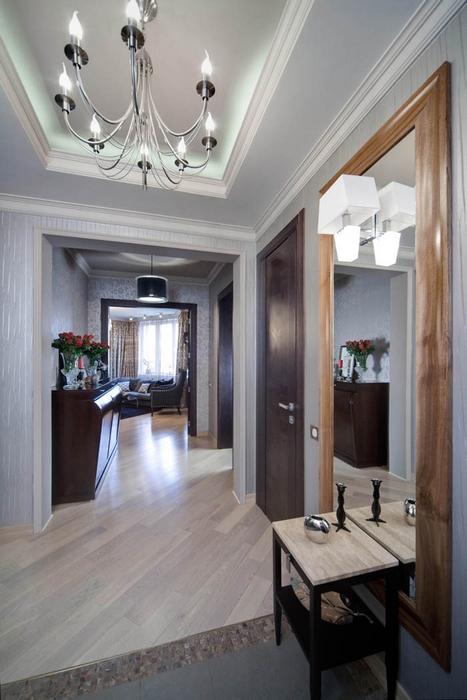Фото № 17413 холл  Квартира
