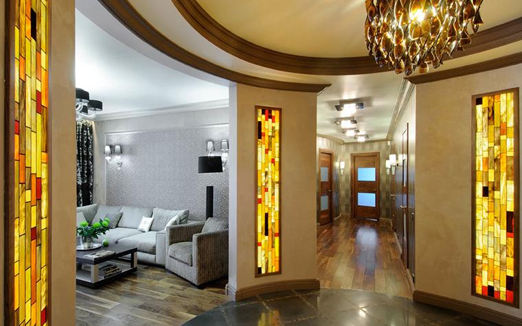 Квартира. холл из проекта , фото №17421