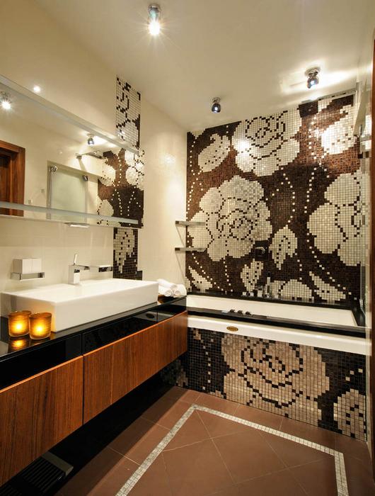 Квартира. ванная из проекта , фото №17427