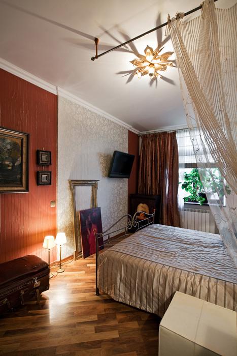 Фото № 17473 спальня  Квартира