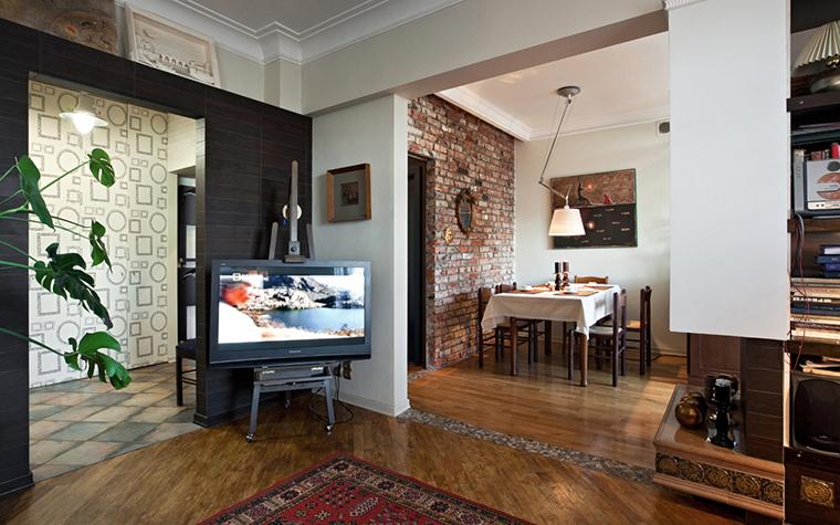 Фото № 17470 гостиная  Квартира