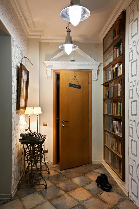 Фото № 17480 холл  Квартира