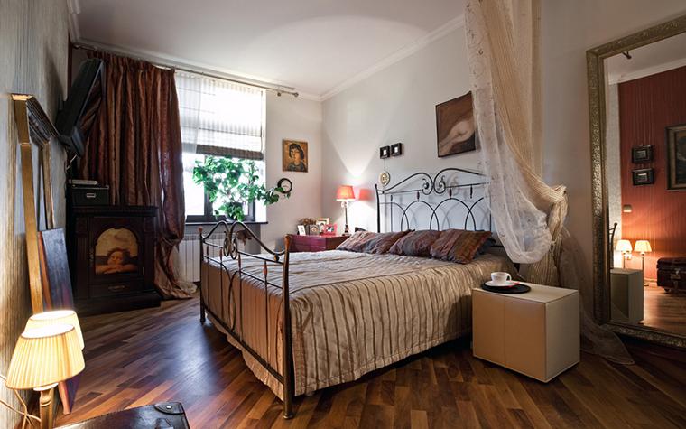 Фото № 17471 спальня  Квартира