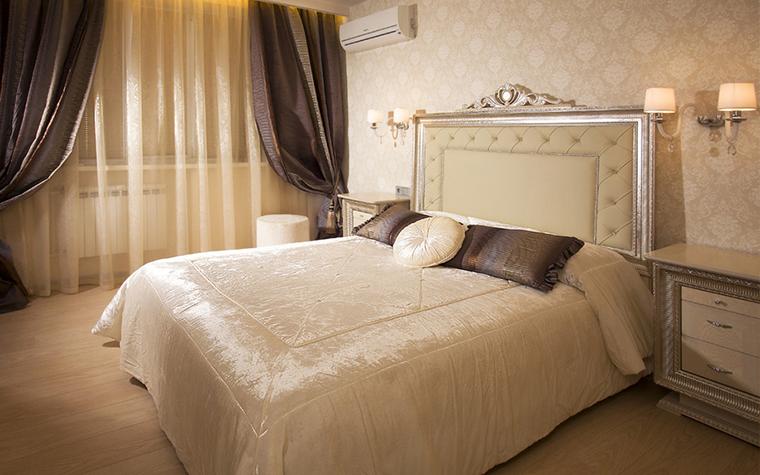 Квартира. спальня из проекта , фото №17529