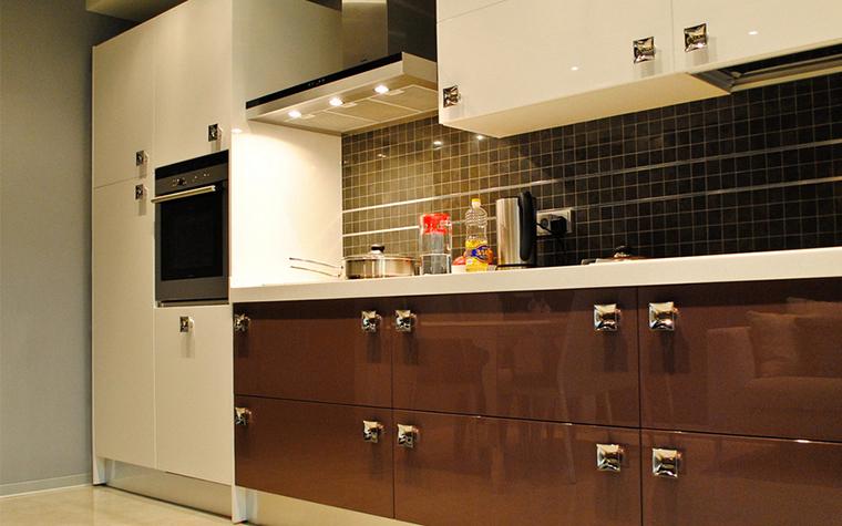 Фото № 17545 кухня  Квартира