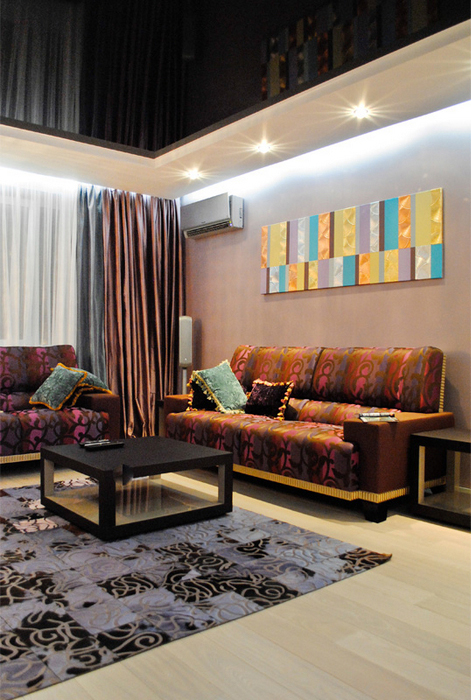 Фото № 17533 гостиная  Квартира