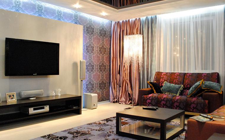 Фото № 17535 гостиная  Квартира