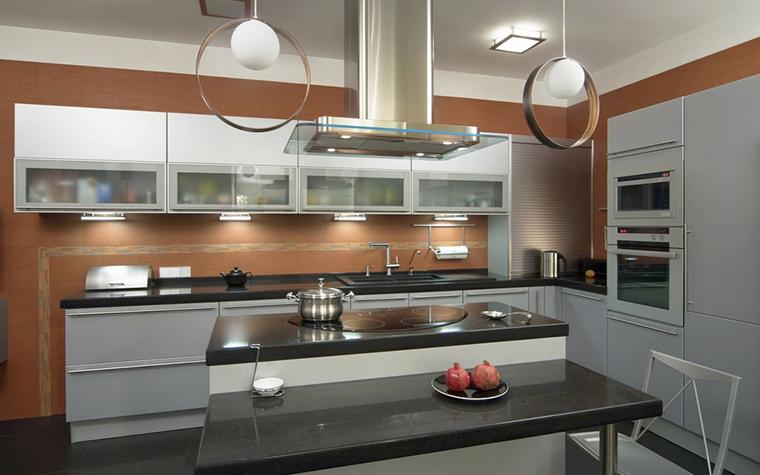 Фото № 17598 кухня  Квартира