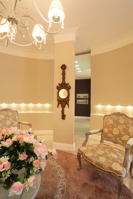 интерьер гостиной - фото № 17601
