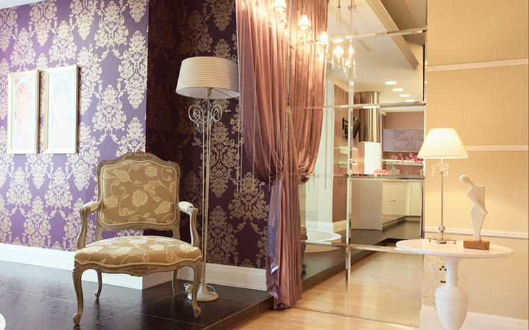 интерьер гостиной - фото № 17602