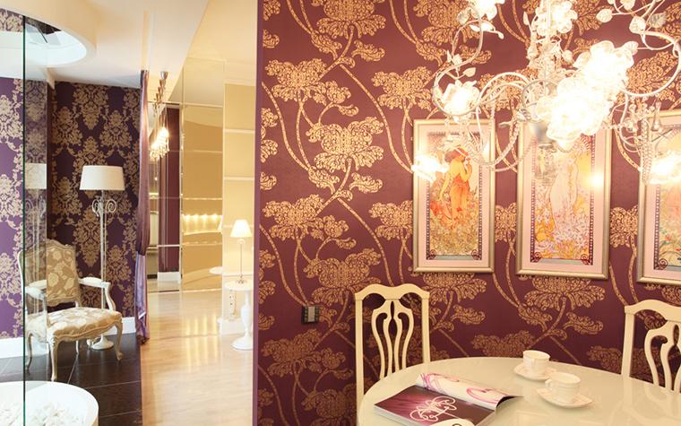 интерьер гостиной - фото № 17604