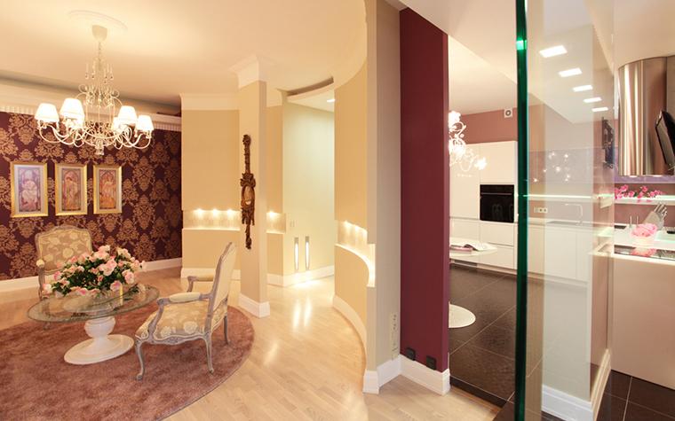 интерьер гостиной - фото № 17605