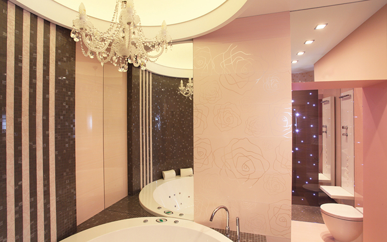 интерьер ванной - фото № 17607