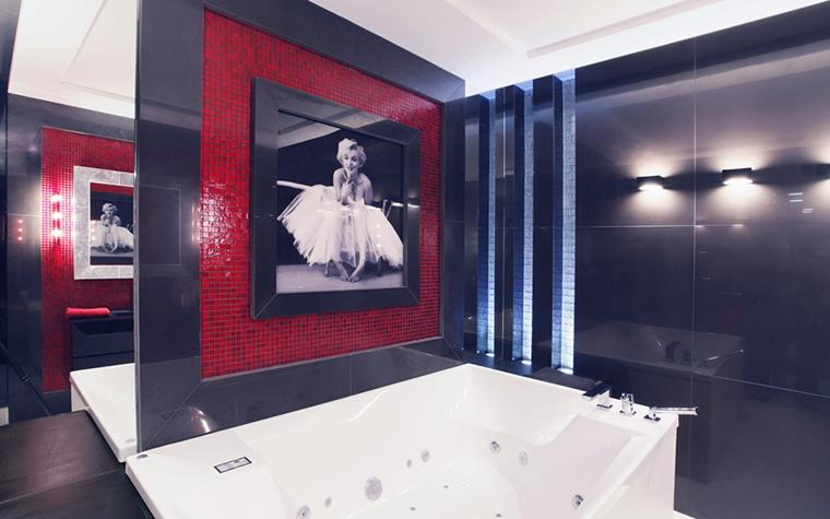 интерьер ванной - фото № 17614