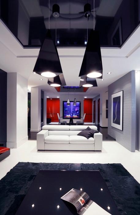Фото № 17608 гостиная  Квартира
