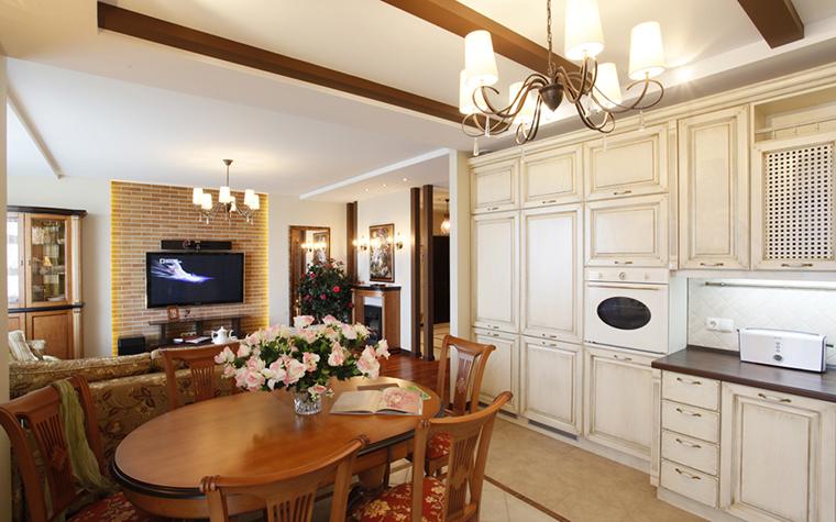 Квартира. кухня из проекта , фото №17624