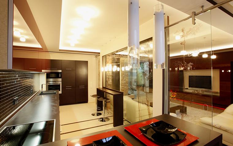Фото № 17634 кухня  Квартира