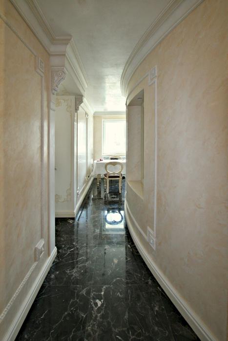 Квартира. холл из проекта , фото №17656