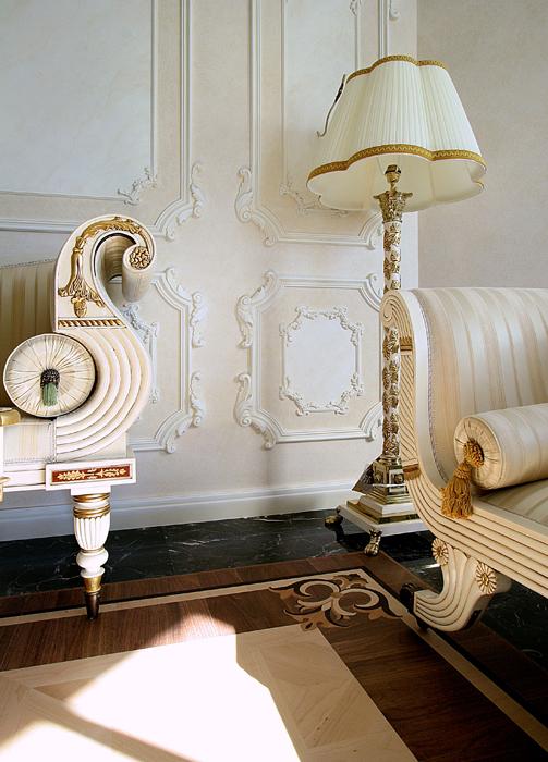 Фото № 17655 гостиная  Квартира