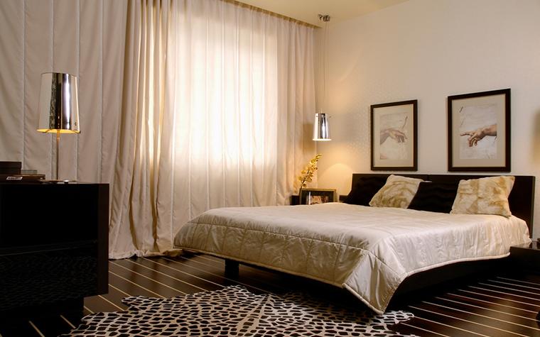 Фото № 17813 спальня  Квартира