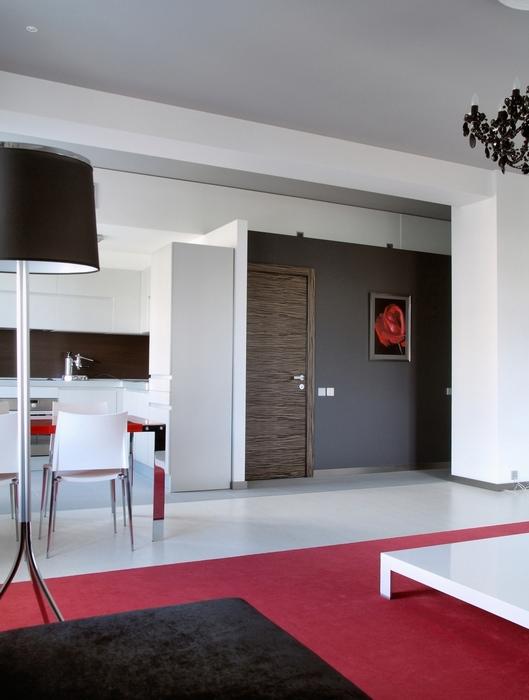 Квартира. гостиная из проекта , фото №17829
