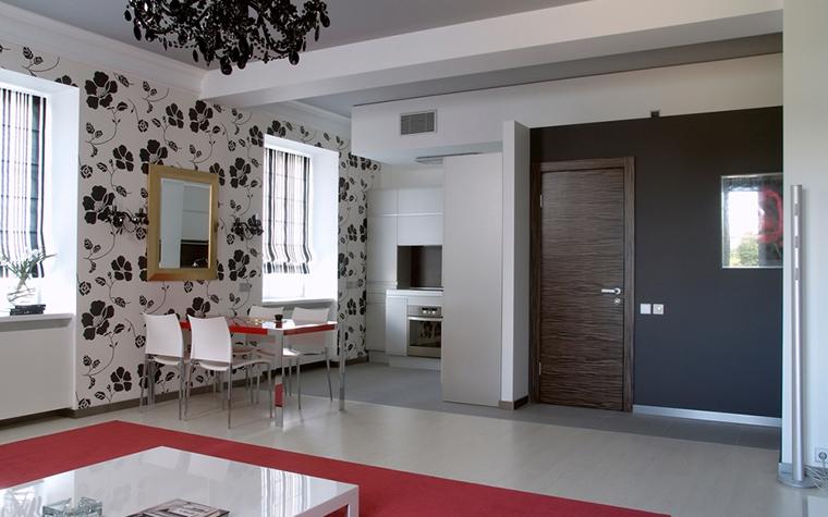 Квартира. гостиная из проекта , фото №17825