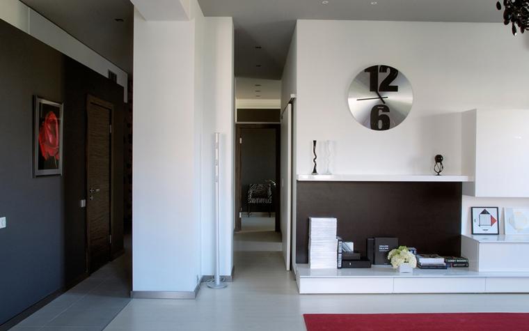 Квартира. гостиная из проекта , фото №17826