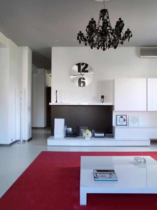 Квартира. гостиная из проекта , фото №17827