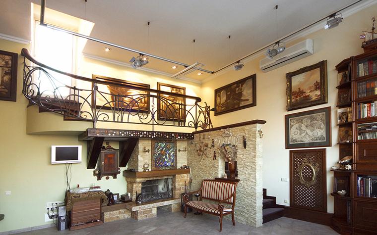 интерьер кабинета - фото № 17857