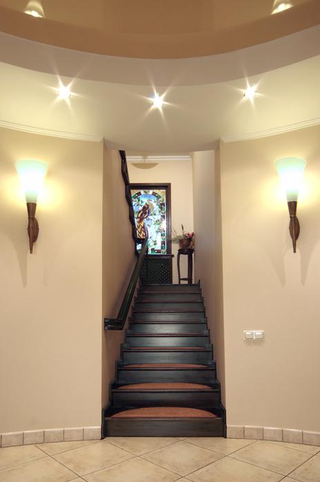 Квартира. холл из проекта , фото №17849