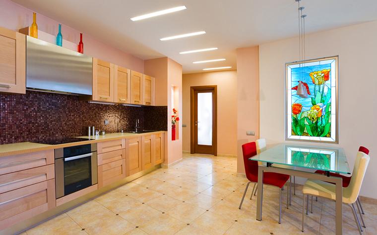 Фото № 17863 кухня  Квартира