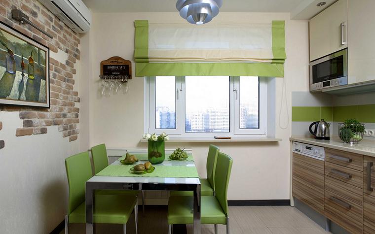 интерьер кухни - фото № 17887