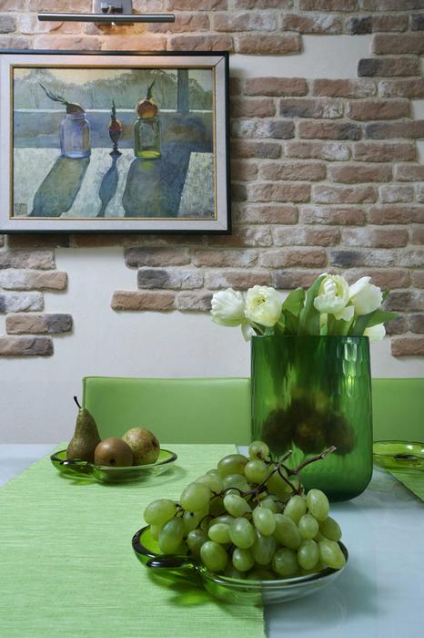интерьер кухни - фото № 17890