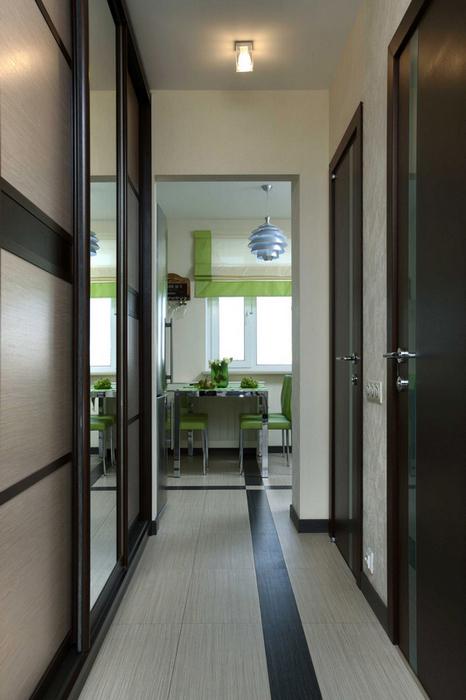 Квартира. холл из проекта , фото №17892