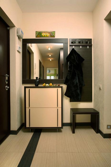 Квартира. холл из проекта , фото №17894