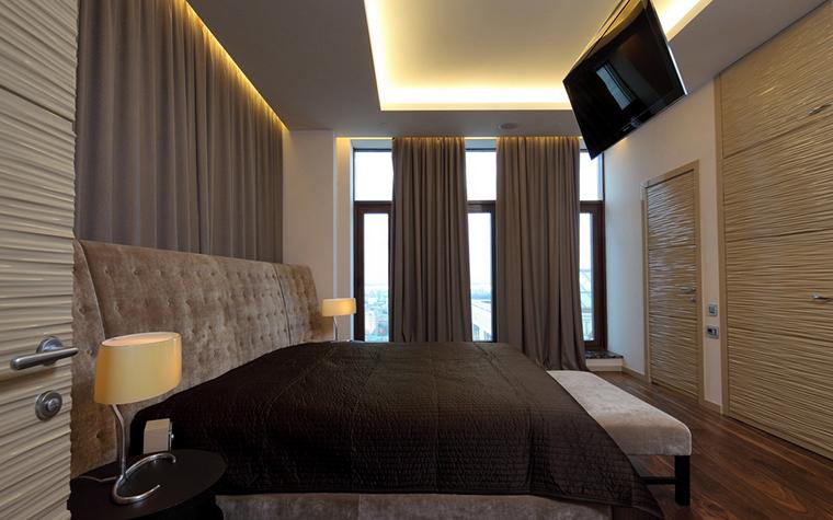 Фото № 17938 спальня  Квартира