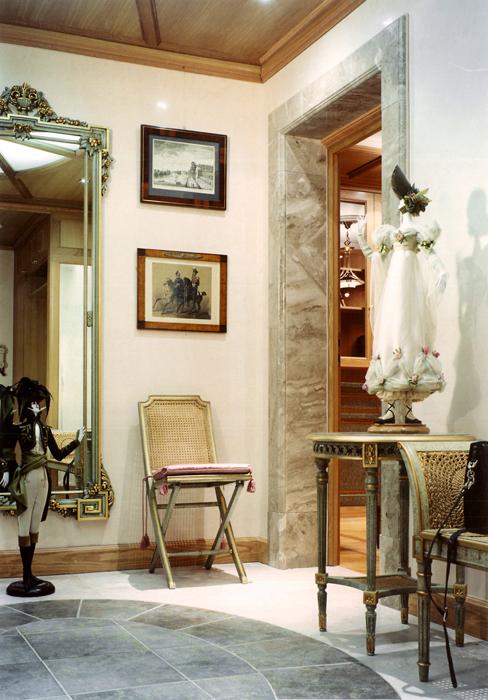 интерьер холла - фото № 17971