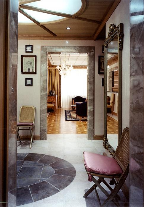 интерьер холла - фото № 17972