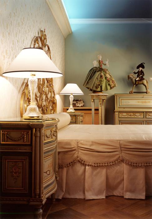 Фото № 17973 спальня  Квартира