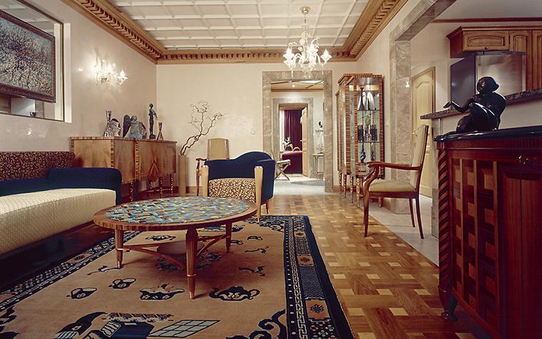 Фото № 17967 гостиная  Квартира